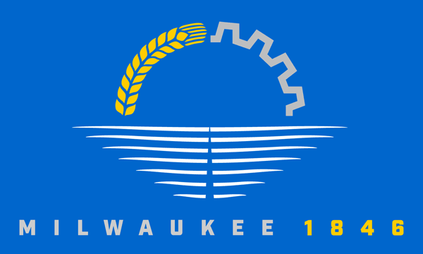 Proposal 1 for a new Milwaukee Flag